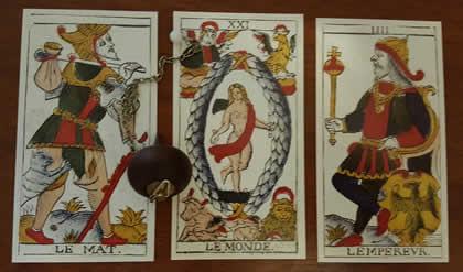 Tarot gratis tres cartas