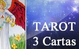 Tarot de marsella tres cartas