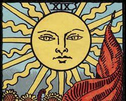 Significado de la Carta El sol