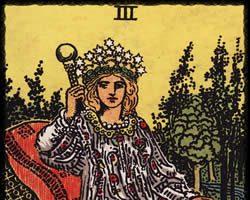Significado de la carta La Emperatriz