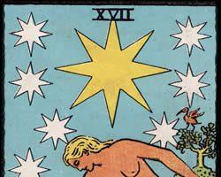 Significado de la carta La Estrella