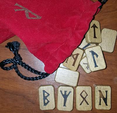 Lectura de runas Vikingas gratis