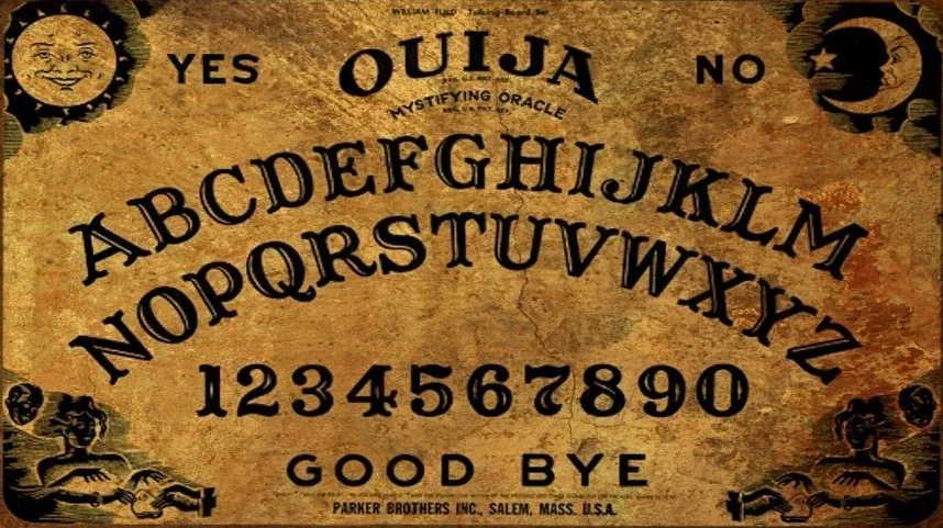 Oráculo de la tabla Ouija
